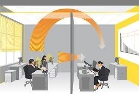 прохождение шума в офисе