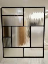 перегородка в квартире декоративная