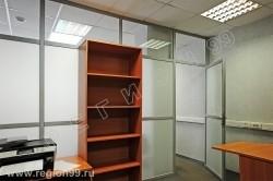 офисная перегородка с матовой пленкой